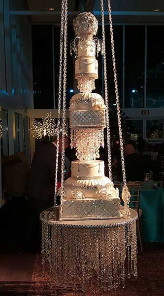 wedding cakes rowlett